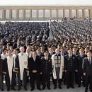 Emniyet Teşkilatı Ata'nın Huzurunda