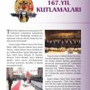 Çağın Polisi Dergisi – 167. Yıl Kutlamaları