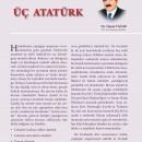 Üç Atatürk