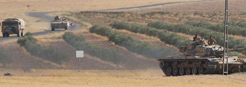 Türk Silahlı Kuvvetleri Suriyede