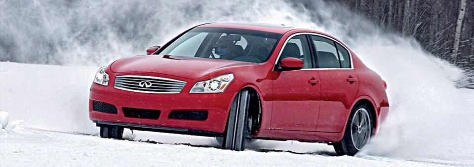 Kış Aylarında Karlı ve Buzlu Zeminlerde Araç Kullanımı