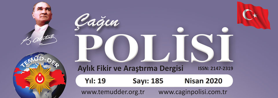 Çağın Polisi Dergisi – Sayı 185