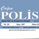 Çağın Polisi Dergisi – Sayı 187