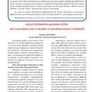 Meslek Eğitiminden Akademik Eğitime: Batı Ülkelerinde Polis Yetiştirme Sistemlerinde Konsept Değişikliği