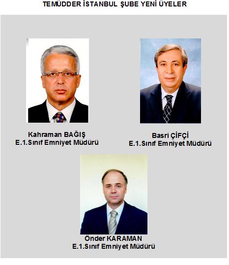 istanbul üye