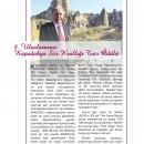 8.Uluslararası Kapadokya Şiir Krallığı Tacı Ödülü