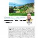 İzeemder'in Rumeli Balkan Turu