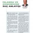 İslamda ve Günümüzde Suç Anlayışı