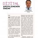 Dijital Arşivlemenin Önemi
