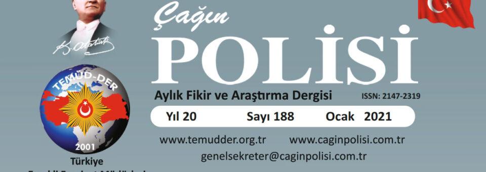 Çağın Polisi Dergisi – Sayı 188