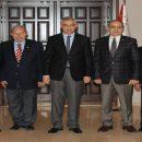 TEMÜD-DER Yönetimin Kurulundan Ankara Emniyet Müdürüne Ziyaret